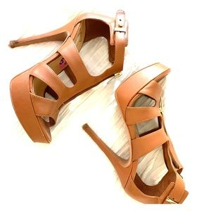 Tan/Brown Jessica Simpson Heels